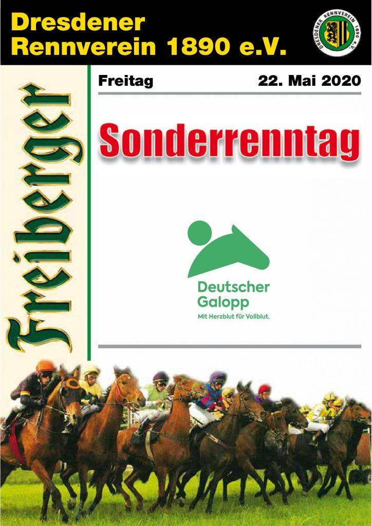 Programmheft Cover 22.05.2020