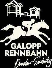 Logo Galopprennbahn Dresden Seidnitz